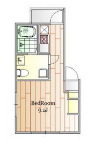 東京で家賃10万円の部屋