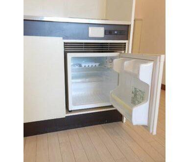 ワンルームの冷蔵庫