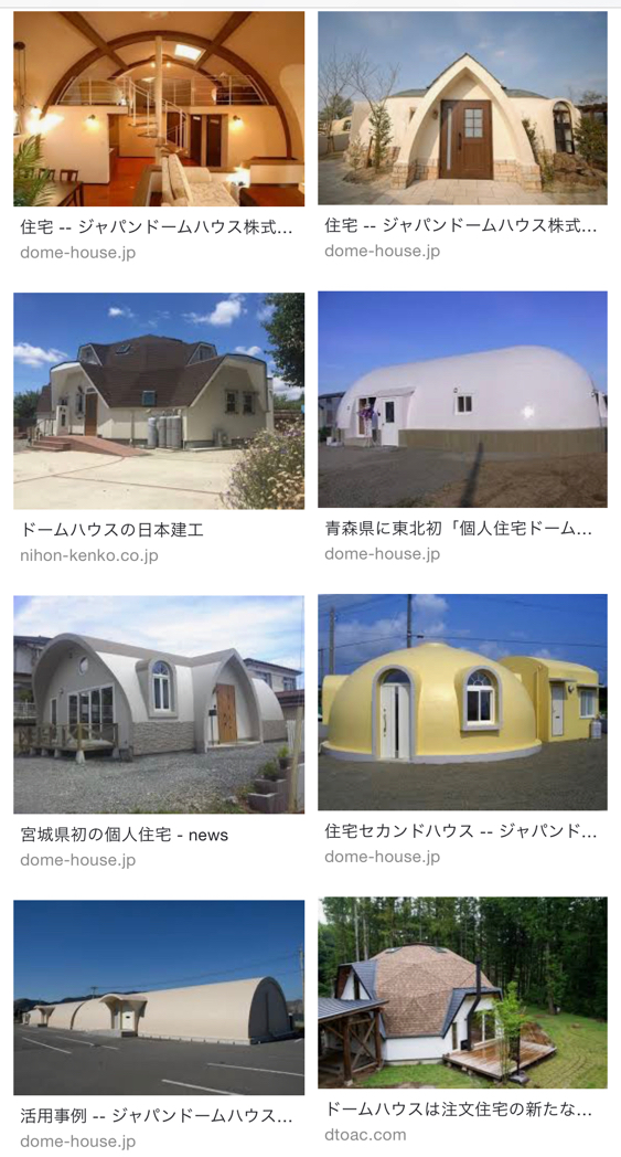 崩壊しない構造の家