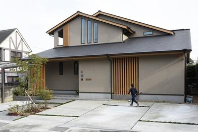 滋賀県大津市の3000万の家